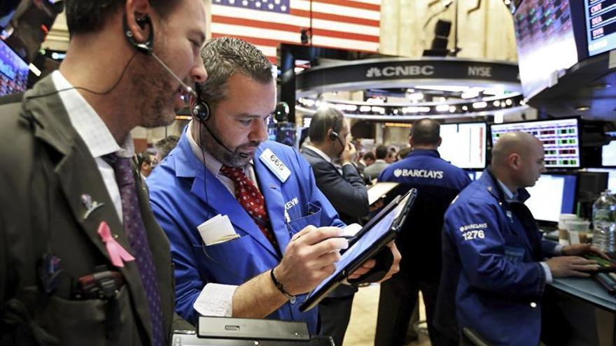 Wall Street cambia de rumbo y el Dow Jones retrocede un 0,05 %