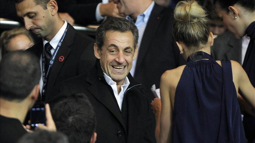 Sarkozy es investigado por su gestión como responsable departamental