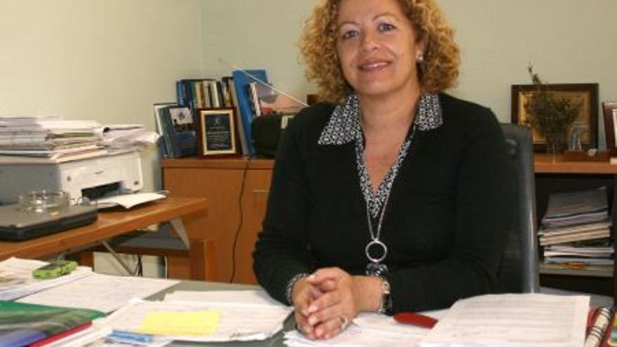 Beatriz Paéz fue consejera de Turismo del Cabildo.