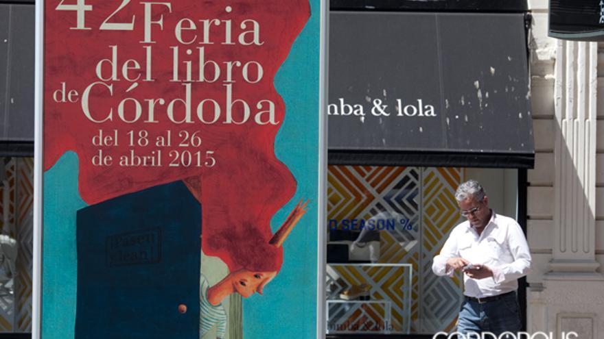 Imagen de archivo de la Feria del Libro de 2015   MADERO CUBERO