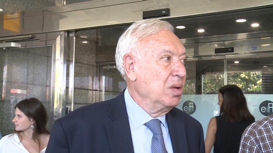 """Margallo:PP morirá """"por inanición"""" si se opta por la continuidad que representan """"las dos viudas y el hijo adoptivo"""""""