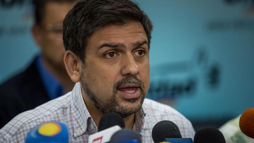 El partido de Capriles dice que la oposición no asistirá a la reunión con el Gobierno