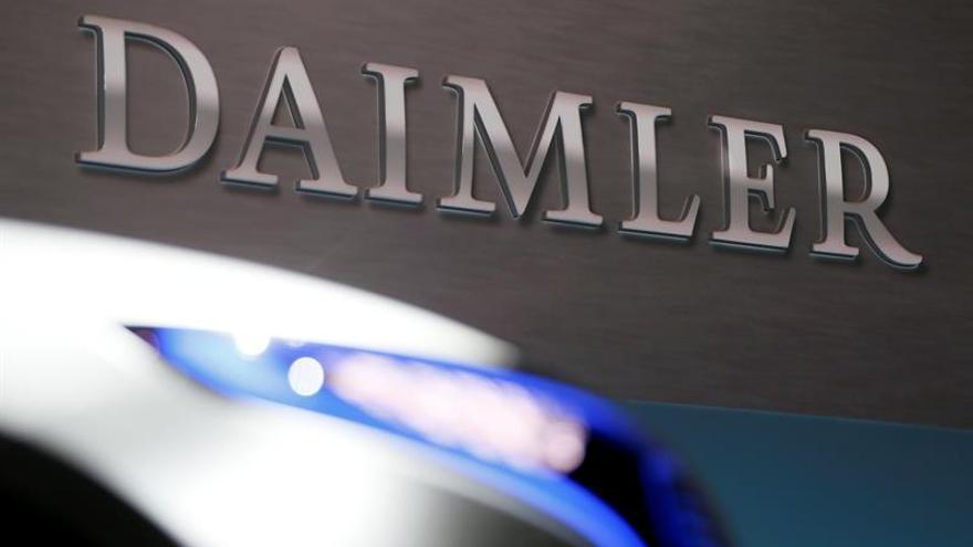 Daimler invierte 600 millones de euros en vehículos industriales en Brasil