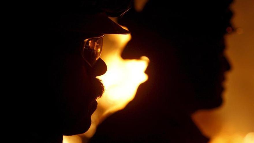 El incendio de Gran Canaria se torna agresivo y piden el desalojo de la zona