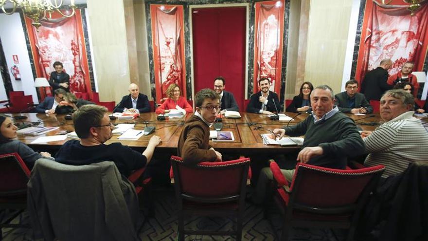 Nuevas reuniones a cuatro y bilaterales en el Congreso para buscar un acuerdo