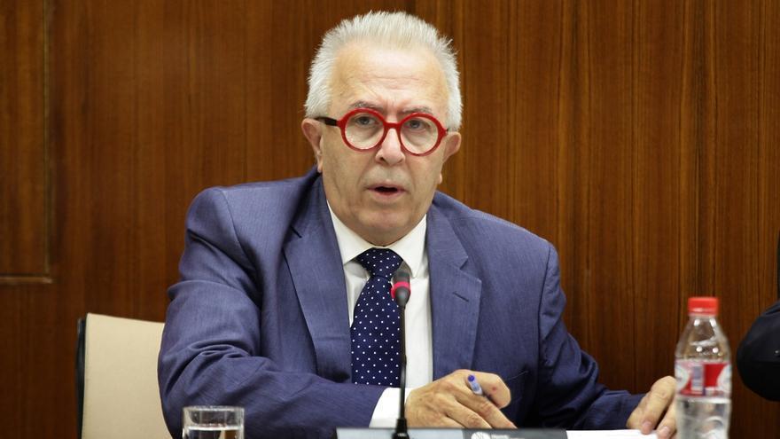 """Maldonado dice a UGT-A que la reclamación de subvenciones """"no es ninguna causa general, sino un tema muy particular"""""""