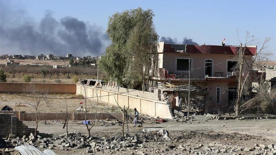 Al menos 6 policías y 3 yihadistas muertos en enfrentamientos en Irak