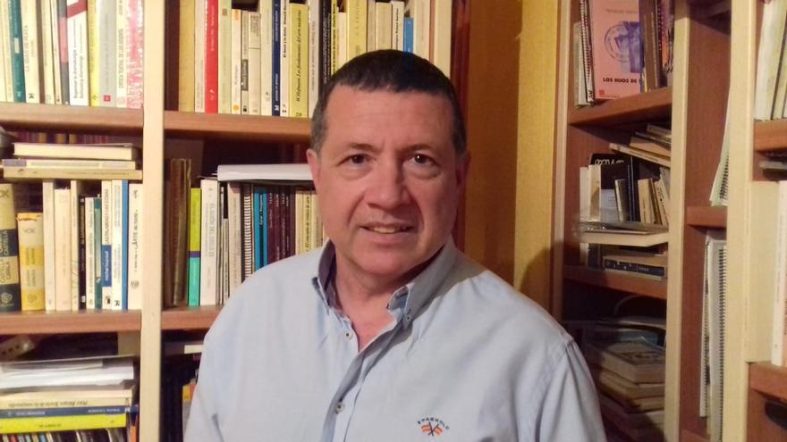 El dramaturgo Fulgencio M. Lax