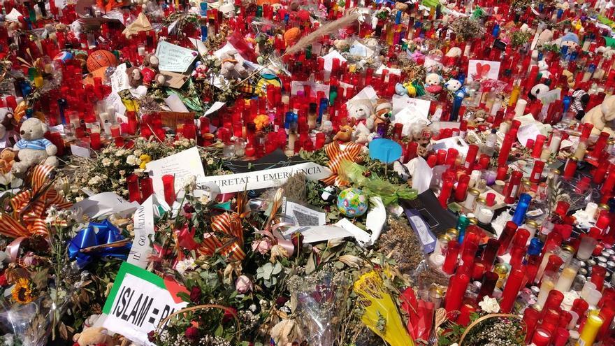 Los terroristas de Barcelona intentaron conseguir furgonetas en vías diferentes a las empresas de alquiler