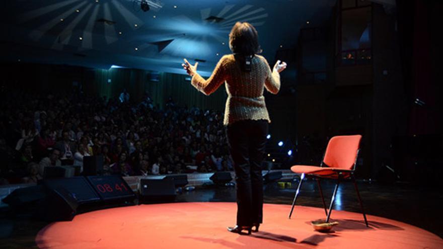 Imagen de otras las charlas ofrecidas en un evento TEDx anterior al de Vitoria-Gasteiz.