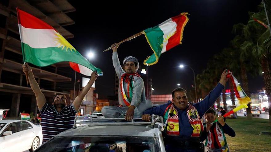 Irán está preparado para defender sus fronteras tras el referendo kurdo