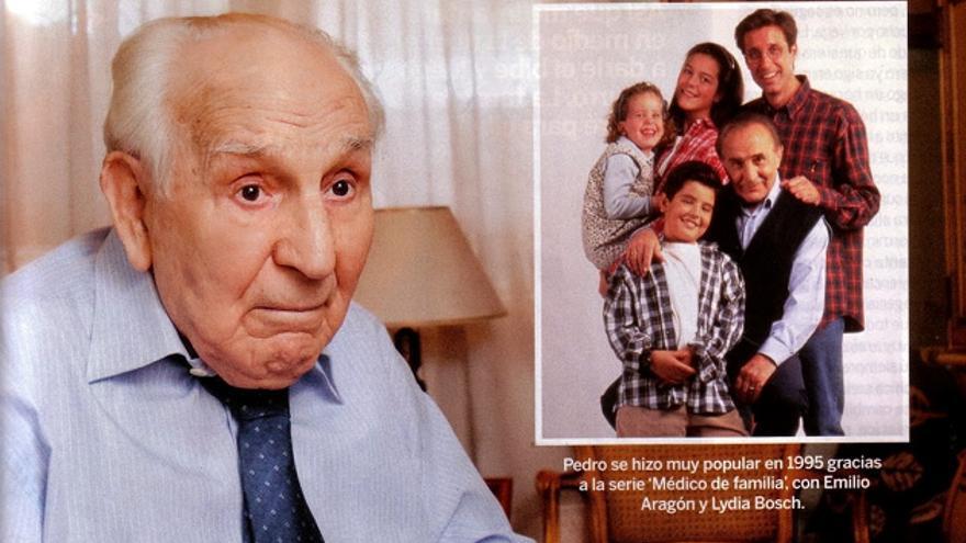 Fallece Pedro Peña, el entrañable abuelo de 'Médico de familia'