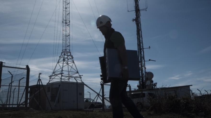 Centro de emisión de la señal de ETB.