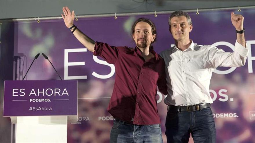 El Parlamento de Murcia detecta gastos electorales irregulares de C's y Podemos