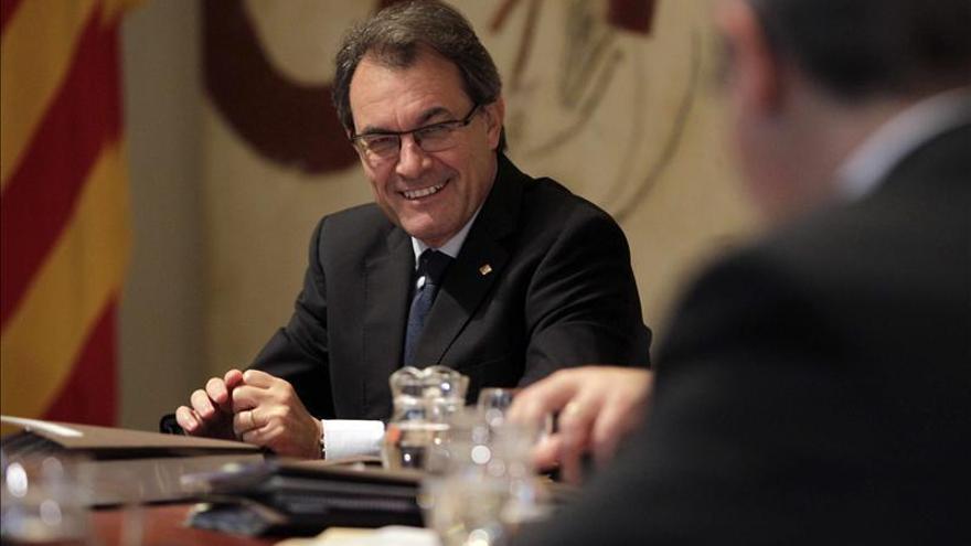 Artur Mas insiste en celebrar la consulta al margen de la autorización del Estado