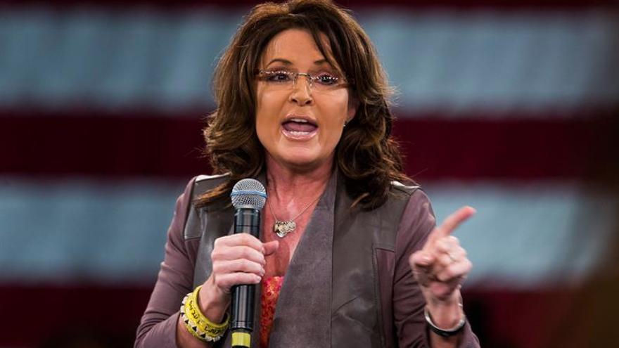 Sarah Palin demanda por difamación al New York Times