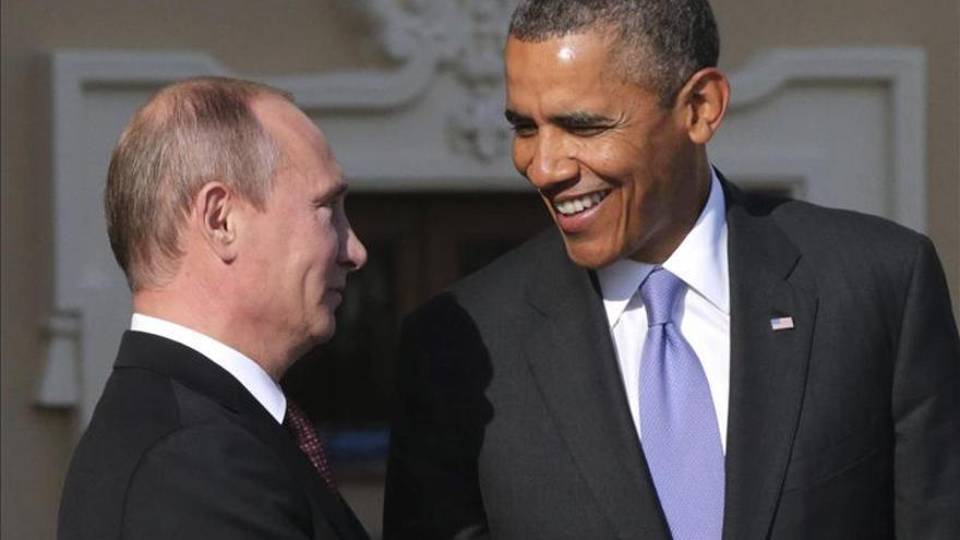 Putin, el más poderoso del mundo según Forbes, desplaza a Obama al número dos
