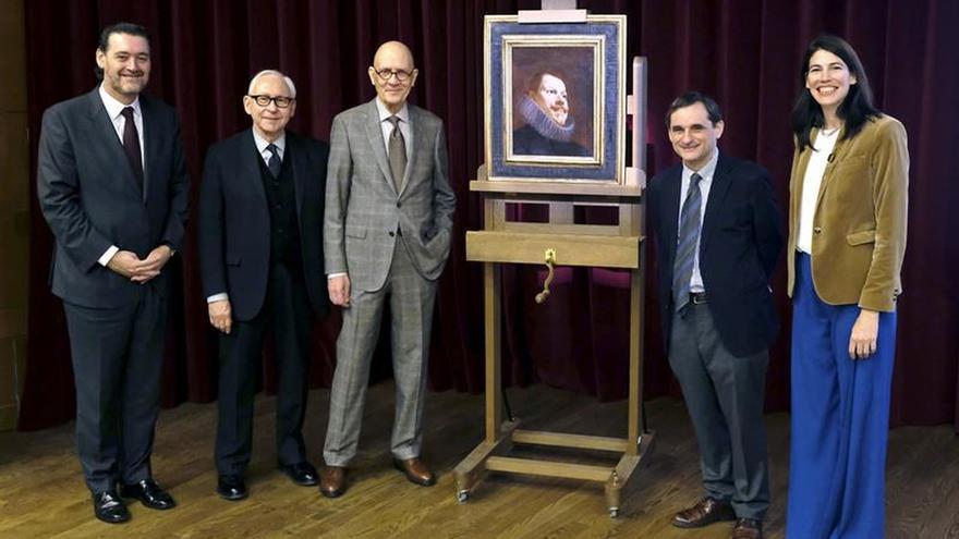"""El Prado recibe la donación de un Velázquez inédito, """"Retrato de Felipe III"""""""