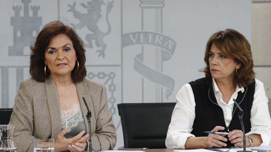 El Gobierno quiere que la nueva ley fomente estudios sobre la represión contra las mujeres y su resistencia
