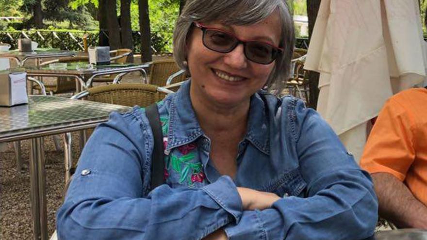 Rosa García Alcon.