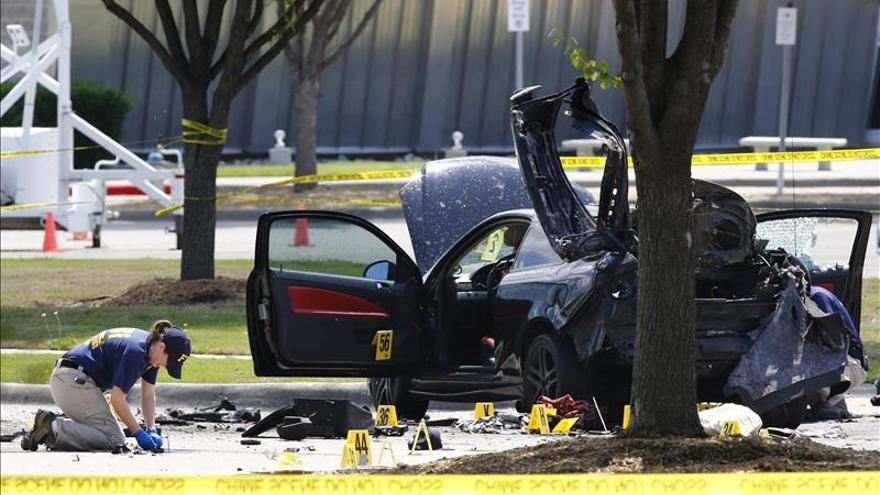 EE.UU. identifica a los autores del ataque contra la exhibición de Mahoma