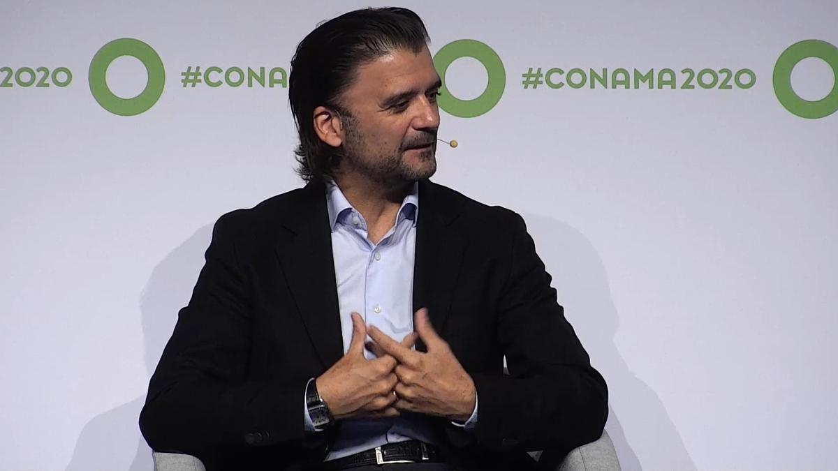 El director general de Política Energética, Manuel García Hernández.