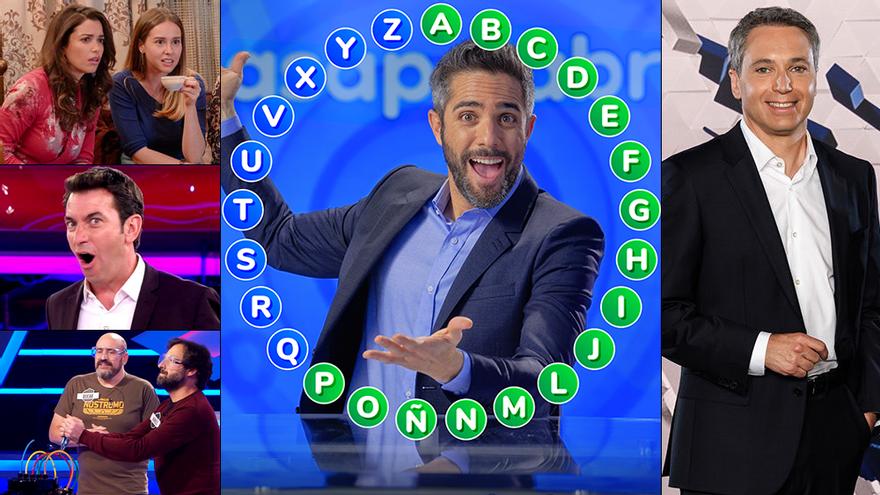 Las nuevas tardes de Antena 3, en datos: así ha impactado 'Pasapalabra', y su 'efecto Rosco' en Vallés