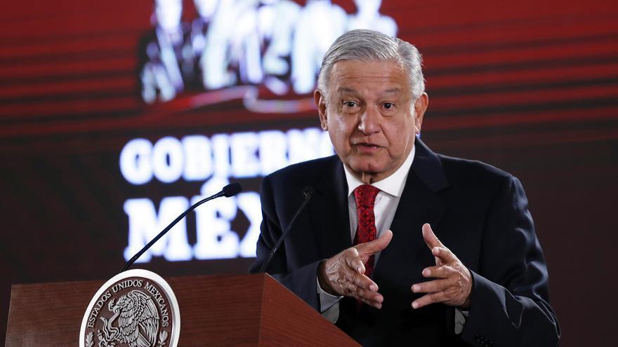 López Obrador envía una carta al Gobierno para que el Rey pida disculpas por lo que considera atropellos de la conquista
