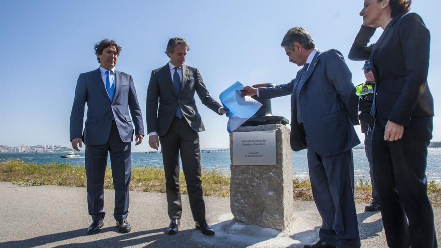 La Autoridad Portuaria asegura que las obras del Muelle 9 de Raos finalizarán en el plazo acordado