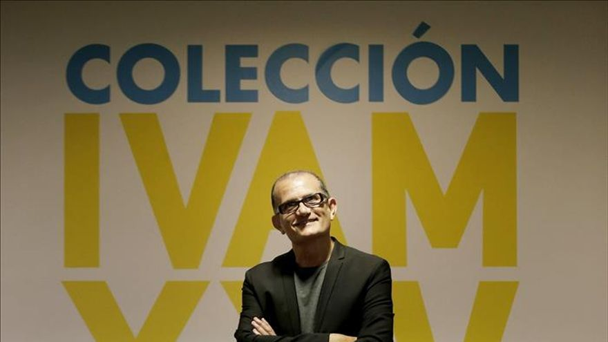 El nuevo director gerente del Instituto Valenciano de Arte Moderno (IVAM), José Miguel García Cortés