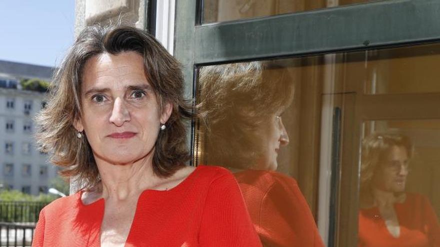 Teresa Ribera, vicepresidenta cuarta del Gobierno y responsable de la desescalada.