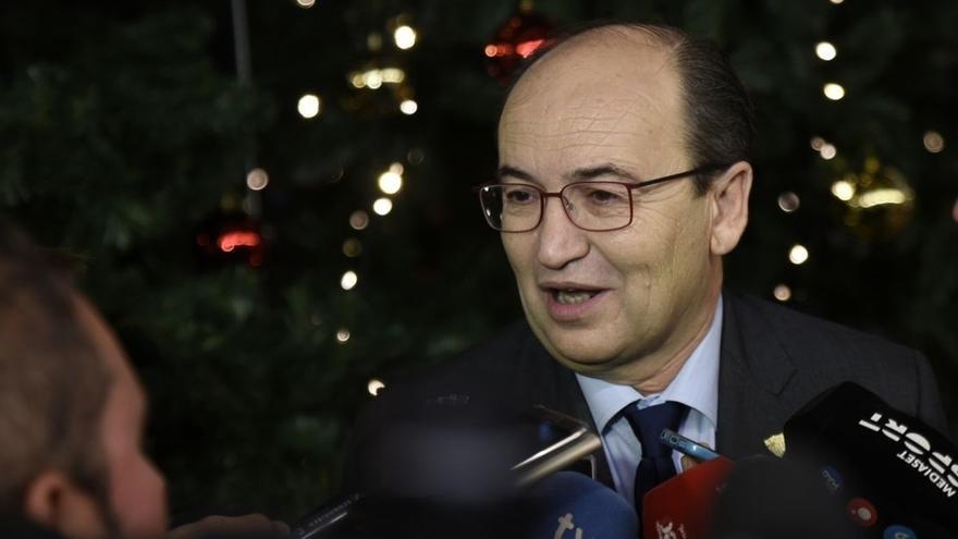 El presidente del Sevilla FC, citado a declarar este lunes como investigado