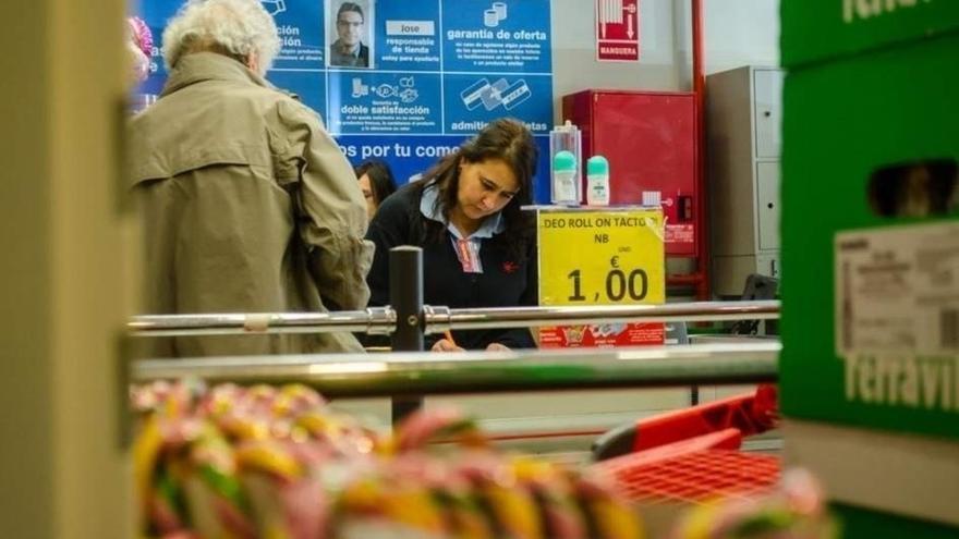 El IPC sube en Euskadi una décima en septiembre y la tasa anual se sitúa en el 1,9%