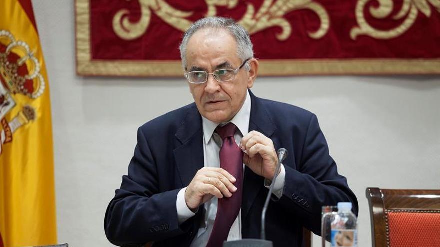 El comisionado de Transparencia y Acceso a la Información, Daniel Cerdán