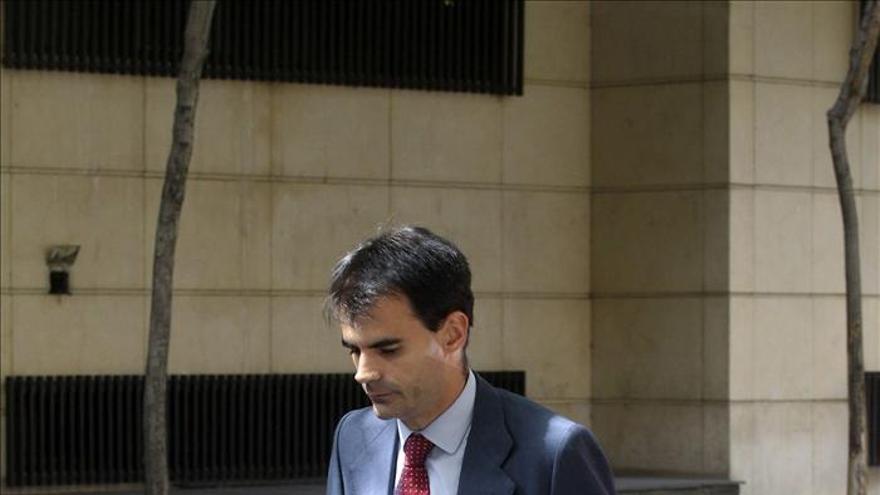 El juez Ruz acepta que Cotino declare en la Audiencia Nacional por el caso Bárcenas