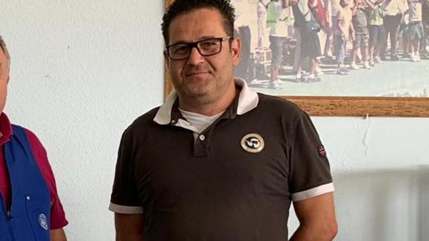 José Cabanes, alcalde de Sedaví
