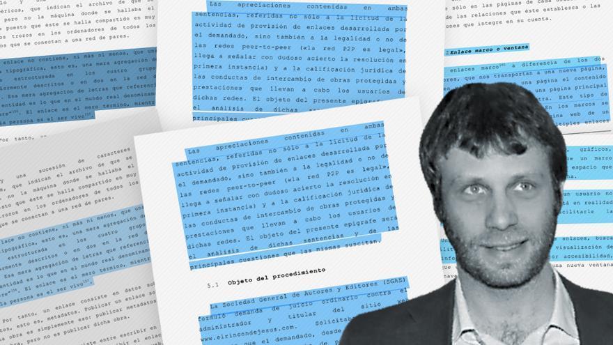 Pedro Letai copió decenas de páginas de su tesis a otros juristas expertos en propiedad intelectual.