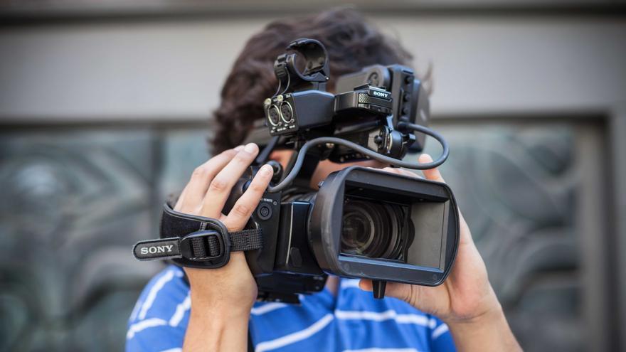 El audiovisual aragonés, ante un momento clave. Foto: Juan Manzanara