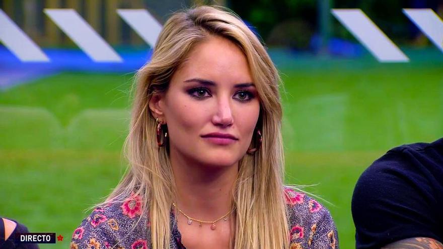 Alba Carrillo en 'GH VIP'