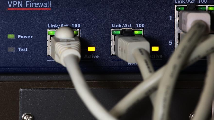 Un cortafuegos para VPN