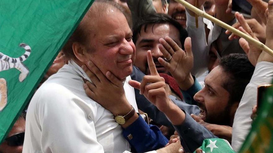 El Supremo paquistaní rechaza la apelación de la inhabilitación de Sharif
