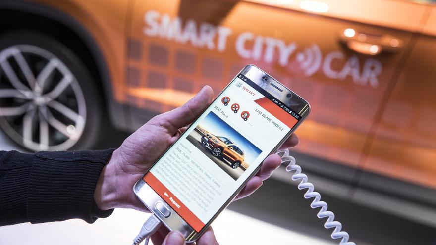 Seat ha dado a conocer la aplicación Digital Sharing.