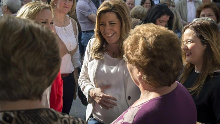 Susana Díaz confía en un acercamiento de partidos y pide la misma actitud al PP
