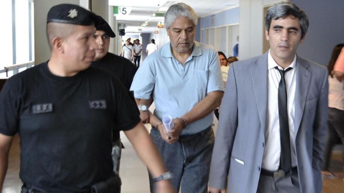 Lamas fue imputado el 17 de octubre de 2018, por los delitos de abuso sexual con acceso carnal agravado por ser el hecho cometido por un sacerdote.