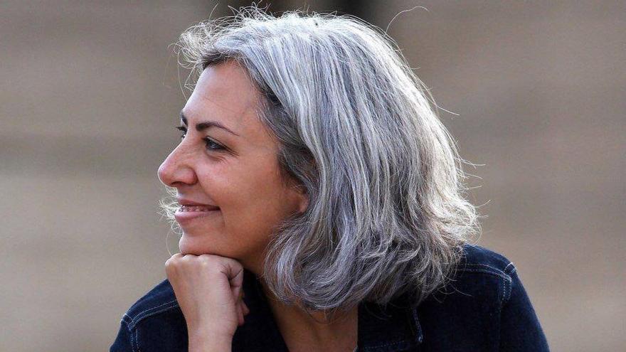 Jazmin Beirak, diputada del Grupo Parlamentario de Podemos en la Asamblea de Madrid