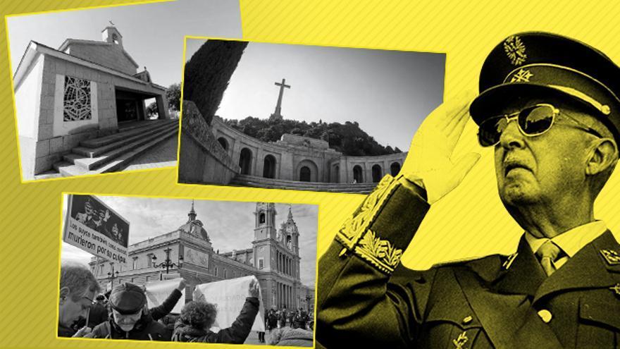 El Supremo decide sobre la exhumación de Franco