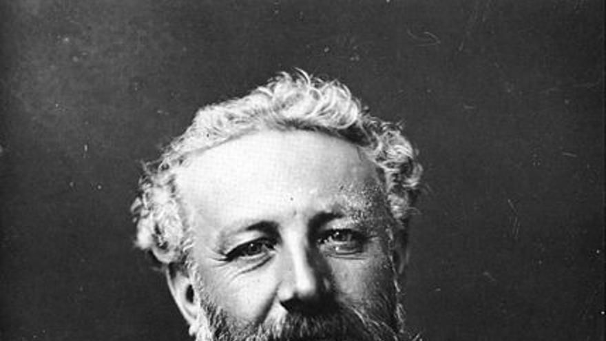 Julio Verne, ¿el verdadero padre de internet? (Foto: Wikimedia Commons)