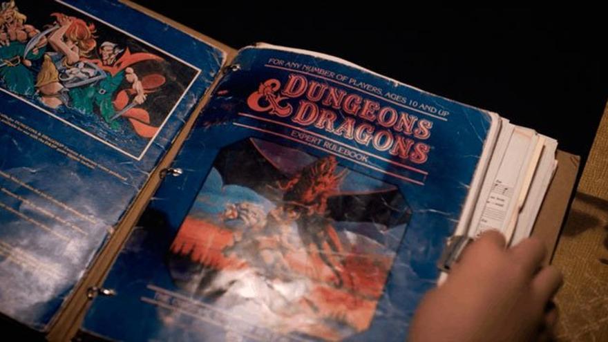 Dungeons & Dragons, una de las muchas resurrecciones de 'Stranger Things'
