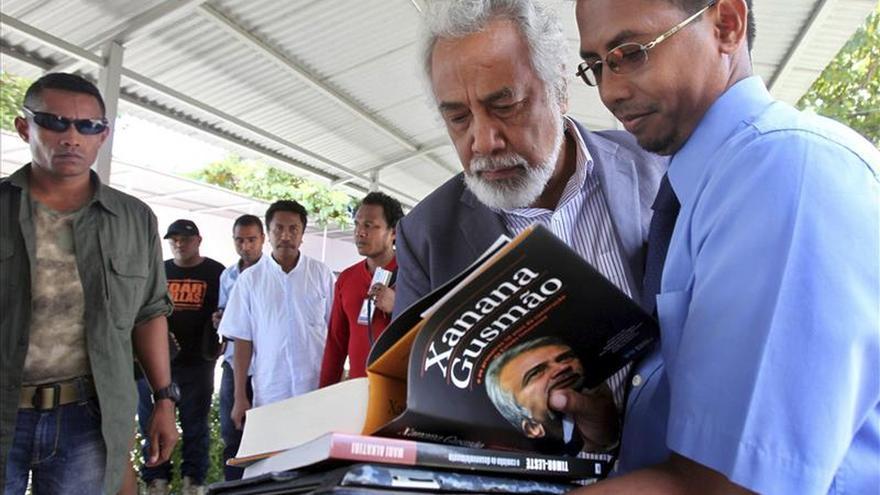 El presidente timorés acepta la dimisión de Gusmao como primer ministro de Timor