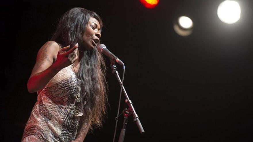 La cantante española Concha Buika participará en Jazz al Parque de Bogotá